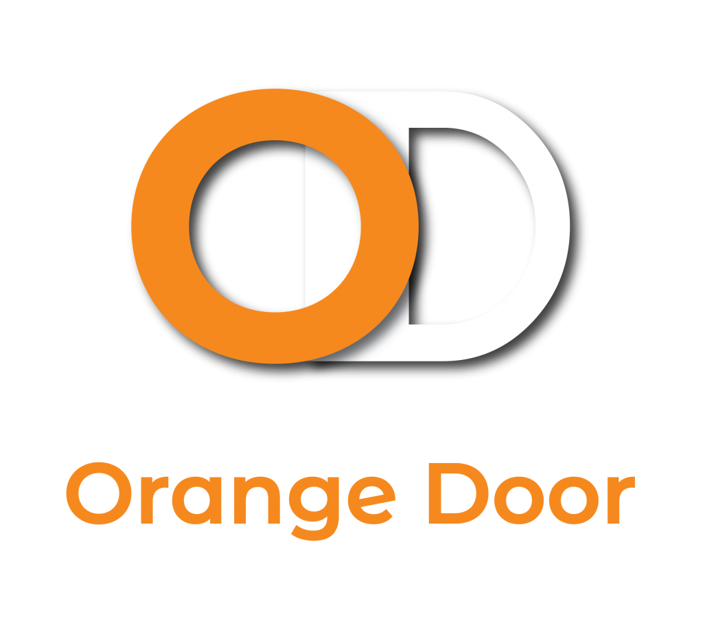 orange door digital